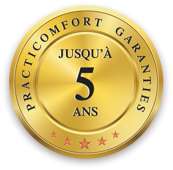 Garantie goud 5 fr