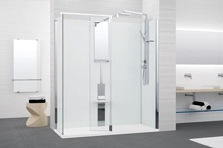 Badkamer Renoveren Douche : Badkamer renovatie binnen dag inloopdouchebinnen dag